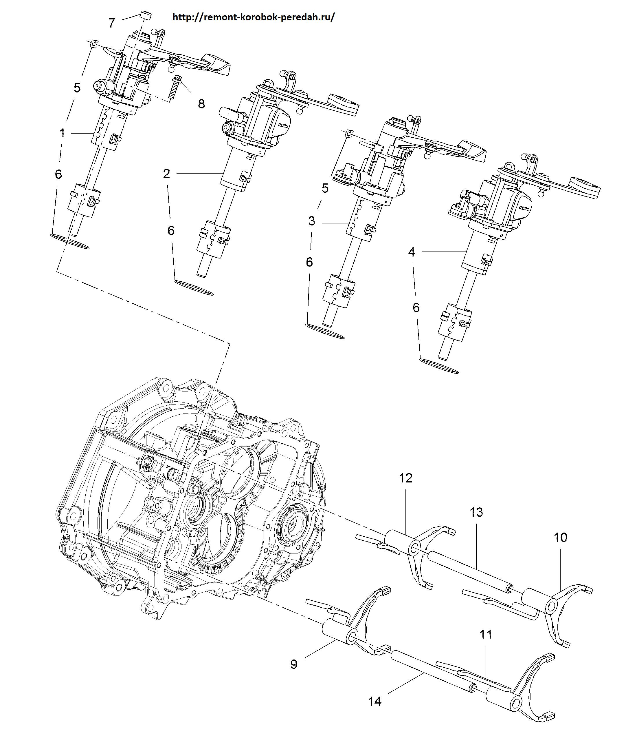 Схема power pro 400
